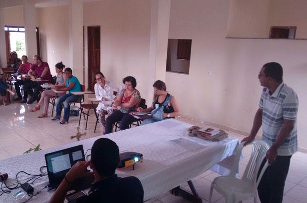 Formação Litúrgica em Riacho de Santana